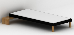 SideTable Bed