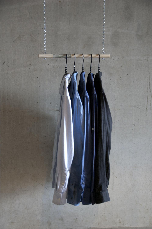 Oval tøjhænger · pressefoto